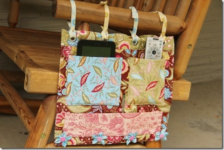 Rocking Chair Organizer - Crafty Staci 14