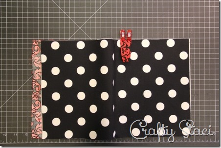 Easy Lined Zippered Bag - Crafty Staci 14