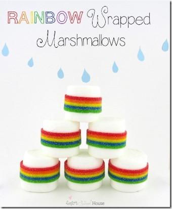 彩虹包裹的棉花糖1