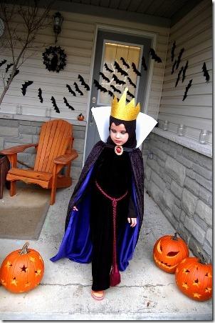邪恶的女王服装由Northstory