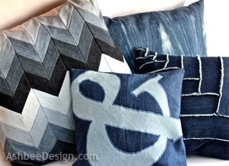 Ashbee Design的Ampersand枕头