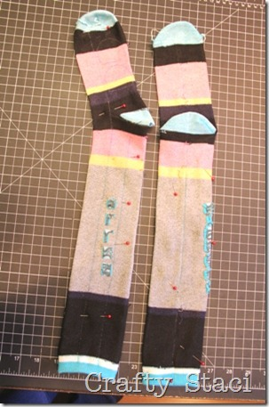 Sock Monkey - Crafty Staci 3