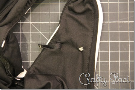 Inside Dress Bra Strap Anchors - Crafty Staci 5