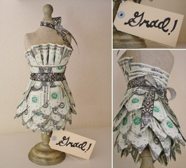 Money Dress from Blog Full of Joy