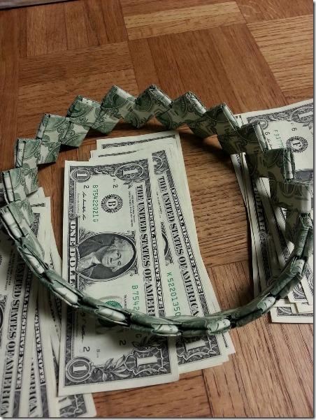 Money Headband from Big Ideas 3