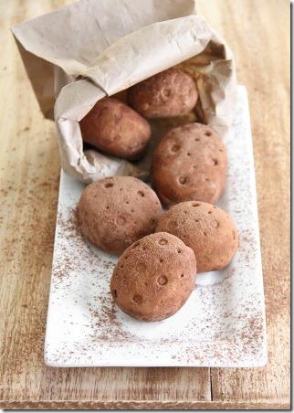 Sprinklebakes洒烤土豆小蛋糕
