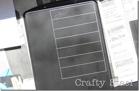 Cookie Sheet Kitchen Command Center - Crafty Staci 5