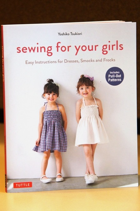 Sewing for your Girls Book Review by Crafty Staci