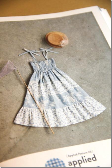 为您的女孩缝制连衣裙