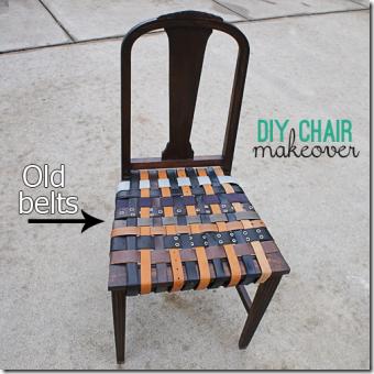 Love Creations保存的编织带式座椅
