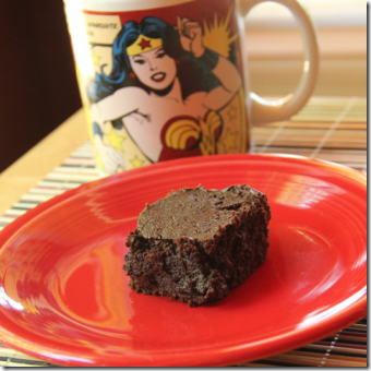 Espresso Brownies single - Crafty Staci