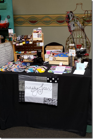 Crafty Staci Booth at Siren Nation 5