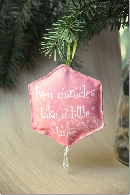 Disney Movie Quote Ornaments by Crafty Staci