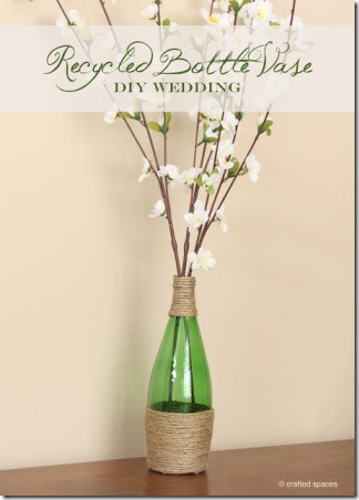 Recycled-Bottle-Vase