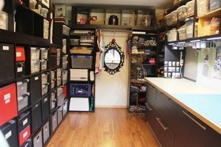 Big Sewing Room Remodel