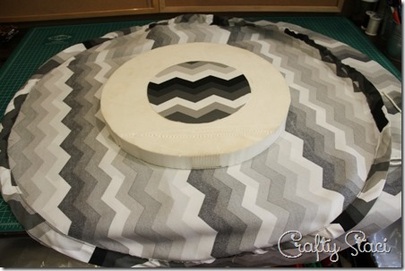 Easy Round Cushion Covers - Crafty Staci 6