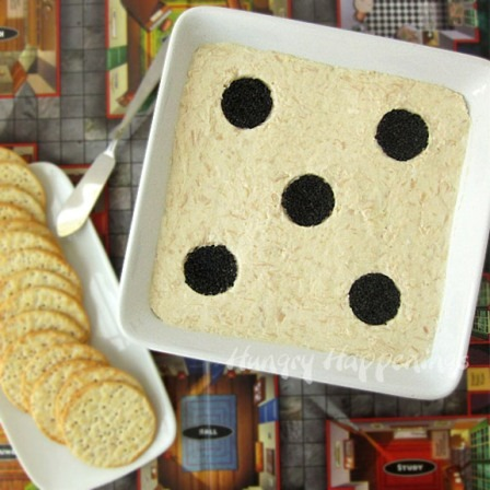 Dice Dip from Hungry Happenings