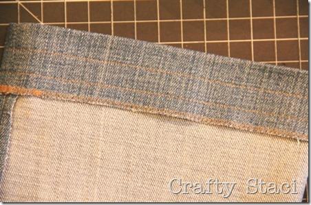 酸奶浴缸和牛仔裤抽绳包-Crafty Staci 5
