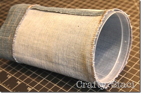 酸奶浴缸和牛仔裤抽绳包-Crafty Staci 6