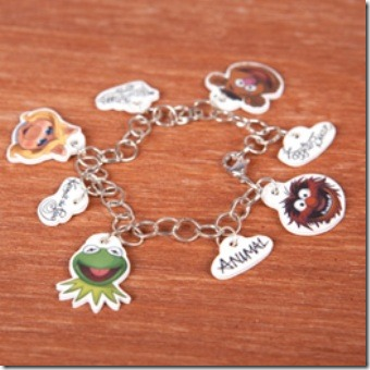 Muppet Charms from Disney Family