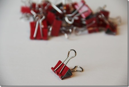 Binder clips - Crafty Staci