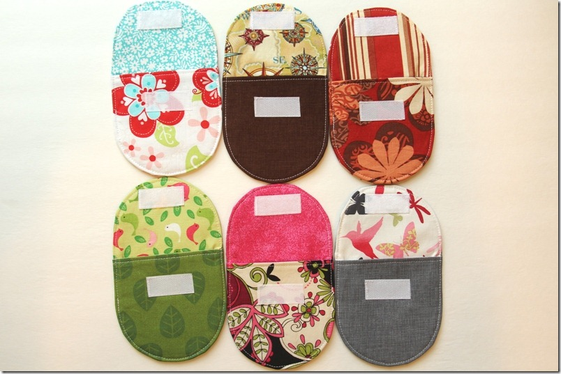 67mm Lens Cap Pockets - Crafty Staci