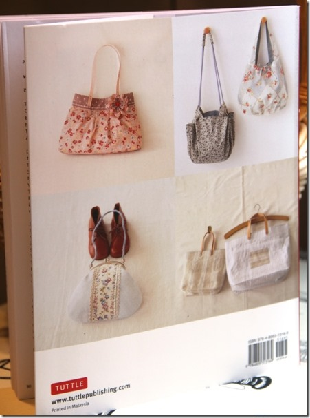 Handmade Bags in Natural Fabrics - Book Review by Crafty Staci 9