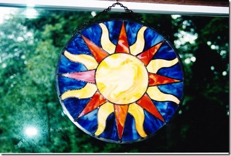 Stained Glass - Crafty Staci 1