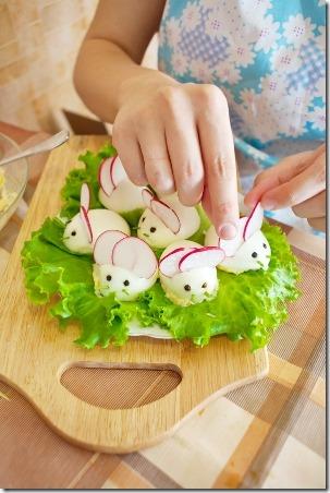 从我的Fudo探球网兔子蘸蛋