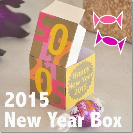New Year Box from Mein Lila Park
