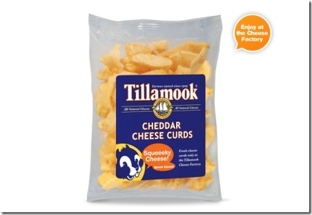 Tillmook Cheese Curds