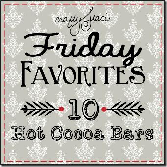 星期五的最爱-10热可可条-Crafty Staci