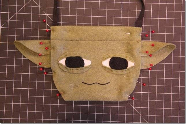 Yoda Bag - Crafty Staci 12