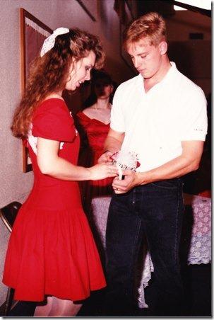1991年-Going Away Dress-Crafty Staci