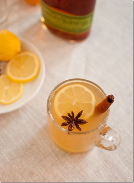 Cookie和Kate的Apple Cider Hot Toddy