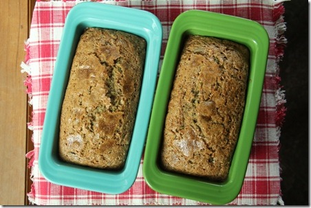 Zucchini Bread - Crafty Staci 4