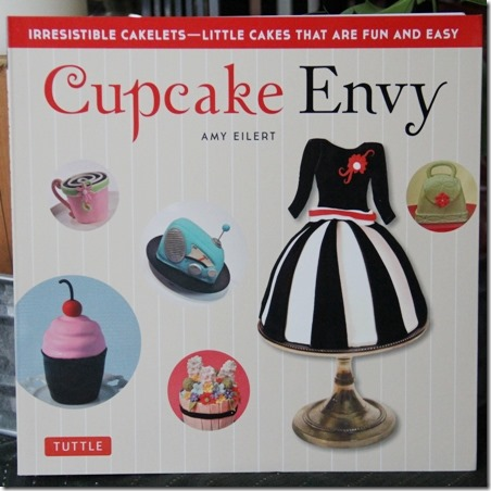 Cupcake Envy - Book Review by Crafty Staci