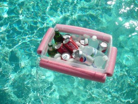 来自Macgeek的Noodley饮料船在Instructables上