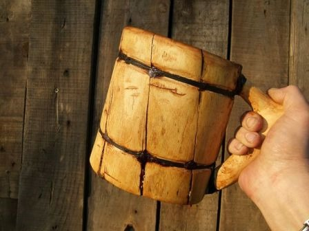 Viking Beer Mug from bricobart on Instructables