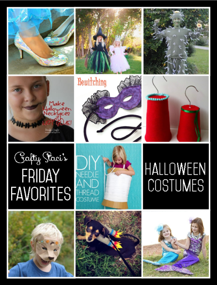 Friday Favorites - Halloween Costumes