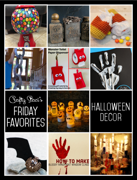 Friday Favorites - Halloween Decor