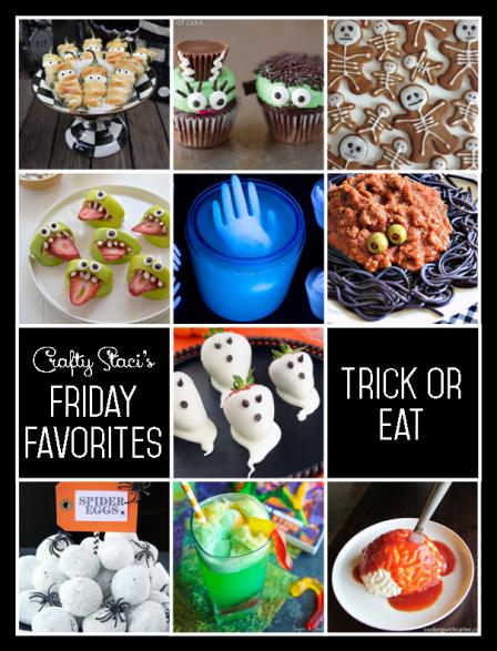 Friday Favorites - Trick or Eat