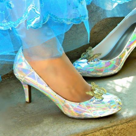 马克·蒙塔诺的玻璃拖鞋