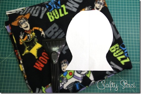 Ice Scraper Mitt supplies - Crafty Staci