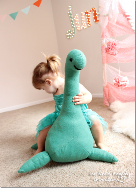 Nessie Pattern by We Lived Happily Ever After