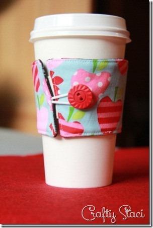 01双面咖啡杯套
