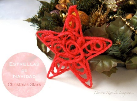 Christmas Ornament from Decora Recicla Imagina