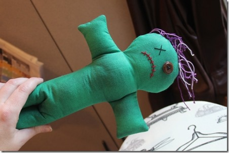 Dammit Doll - Crafty Staci 8