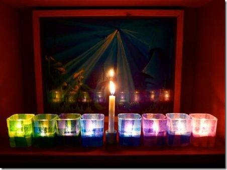 Make Simple Menorah