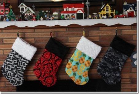 19衬里圣诞袜